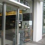 DIVA - お店の入口