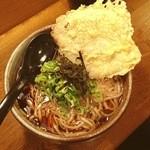 山嵐雀鬼蕎麦 - 背油