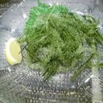 菜々海 - 海ぶどう