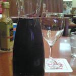20130800 - 赤ワイン デカンタ \1,800