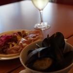 20131034 - ムール貝ワイン蒸し