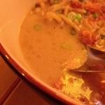 ちょくちょく - スープ