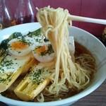菊や - 麺