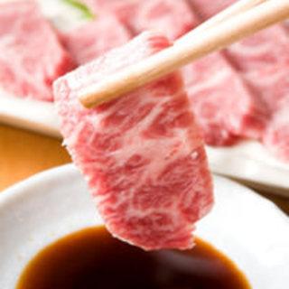 【生肉刺し付きコース】飲み放題付き6,000円
