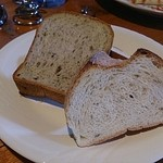 カントリー・キッチン - ビーフシチューのパン
