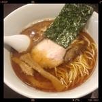 麺者 服部 - じゅーしーめん 730円