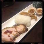 麺者 服部 - つけ麺 夜バージョン