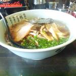伝説のすた丼屋 - 130701_醤油ラーメン530円