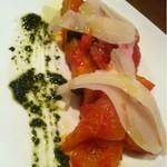 20136347 - 彩り野菜のカポナータ