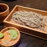 20139435 - ★バルメニュー・自家製二八蕎麦
