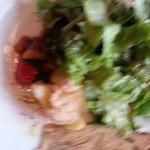 トラットリア イル バッコドーロ - 1000円ランチセットの前菜