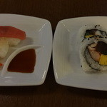 20142121 - ディナーバイキング(握り寿司、ハワイアンロール寿司)