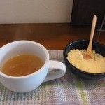 Grill TENPEI - スープ