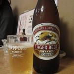 南部もぐり - ビール