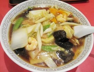 中国料理 五十番 - 【New!】立川名物!うどラーメン