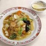 餃子の王将 - 中華飯(462円)