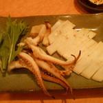 横鍋JAPAN - イカの一夜干し