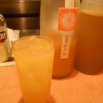 横鍋JAPAN - 夏みかん酒