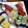 黄金鮨 - 料理写真:ランチ 1.5前にぎり。1,260円。前より良かった。