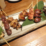 鶏と魚と野菜とMomiji -