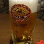 青龍門 - 爆冷生ビール