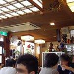 食事処太閤 - 食事処「太閤」:店内の様子