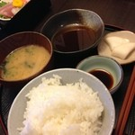 旬菜食堂 -