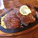 ステーキのくいしんぼ - ワンポンド