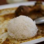 かえる食堂 - 追加のご飯を投入