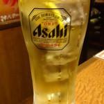 串特急 - ハイボール:262円 (2013/7)