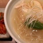 牛兵衛 草庵 そごう大宮店 - 冷麺(1050円)