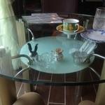 Sala - 喫茶店サーラ テーブル
