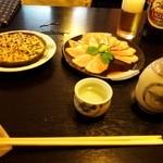 そばごころ 小坂 - 上諏訪の地酒「真澄」が美味しい