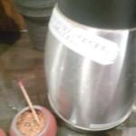 風雲児 - スープ割と七味
