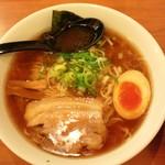 春樹 多摩カリヨン館店 - 魚介和風醤油ラーメン