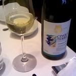 20154377 - 白ワイン まずは・・・