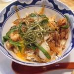 ゆめ家さむ - 生姜焼き丼