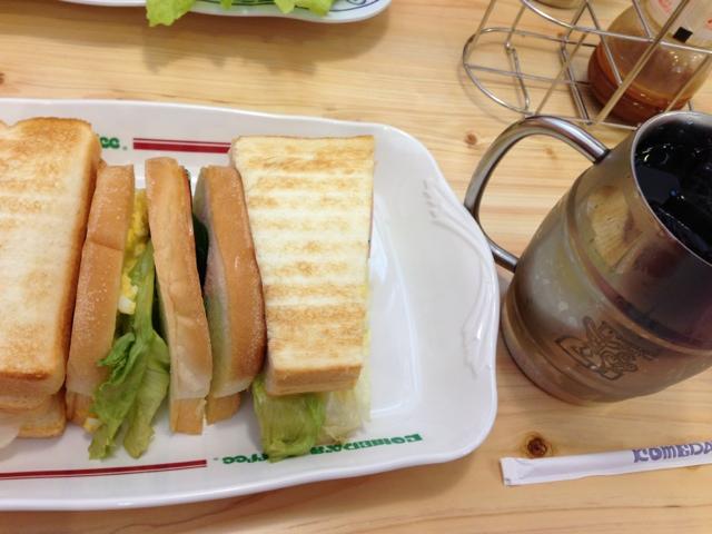 コメダ珈琲店 りんくう羽倉崎店