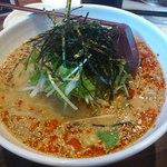 天鳳 - 白ごま担々麺