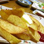 いわしや自来也 - フレンチポテト530円