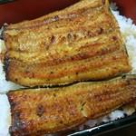 伊豆栄 - 伊豆栄東急吉祥店(蒲焼テイクアウト)※ご飯とお重は自ら用意