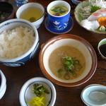 季節料理 魚吉  - さつま定食