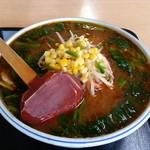 てっちゃん食堂 - 料理写真:みそ650円