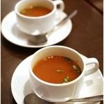 アンジュナ - ラッサムスープ