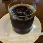 ポットリー - アイスコーヒー:500円