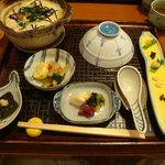 京小づち - 薬膳雑炊定食