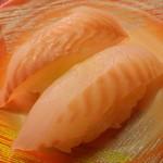 回転寿司 トピカル - 松川かれい