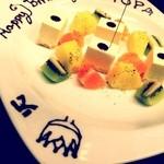 koreAn diNing GOMAmura - お誕生会など記念日に¥200/1人のデザートプレート有料サービス!(前日まで予約が必要)