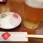 20171063 - 生ビール。