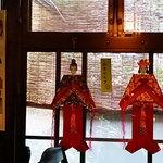 民芸旅館 深志荘 - 七夕人形